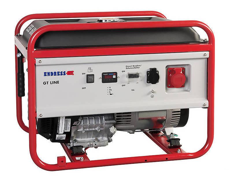 Agregat prądotwórczy ESE 606 DHS-GT - 5,6 kW