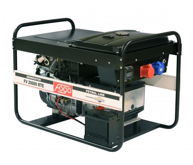 Agregat prądotwórczy FV 20000 RTE - 14 kW