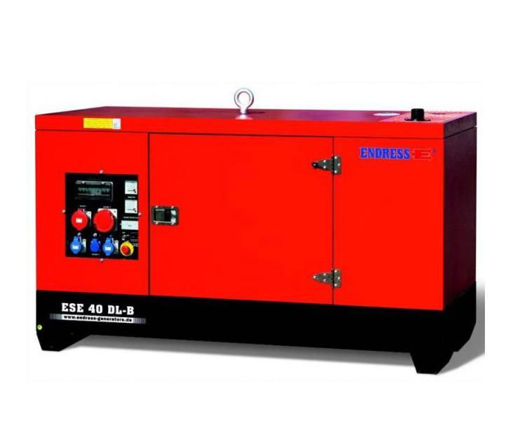 Agregat prądotwórczy ESE 40 DL-B - 33,05 kW