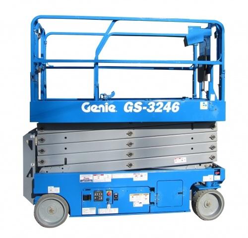 Podnośnik nożycowy Genie GS-3246