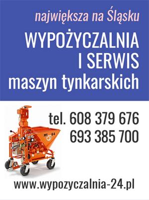Serwis agregatów tynkarskich