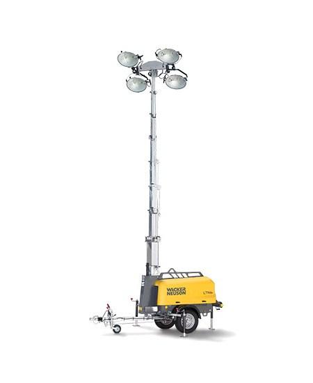 Maszt oświetleniowy Wacker Neuson LTN6